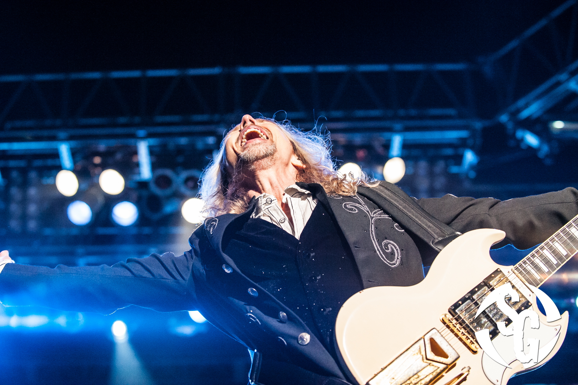 Tommy Shaw of STYX
